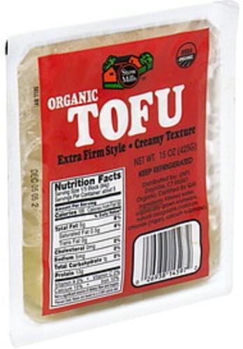 Stow Mills Organic Tofu - 15 oz