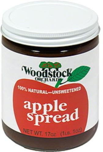 Woodstock Orchards Apple Spread - 17 oz