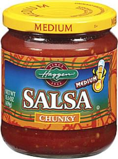 Haggen Salsa Medium Chunky