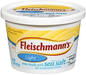 Fleischmann's Light Spread