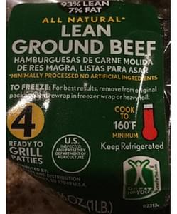 Generic Lean Ground Beef