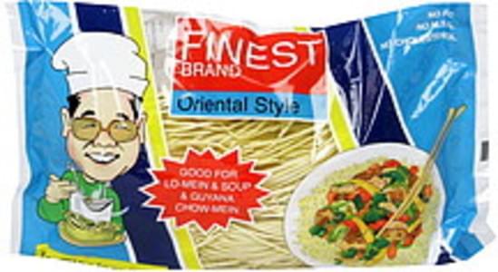 Finest Noodles Oriental Style