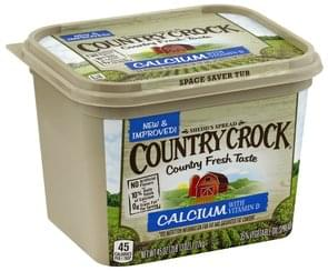 Country Crock Vegetable Oil Spread 35%, Calcium with Vitamin D
