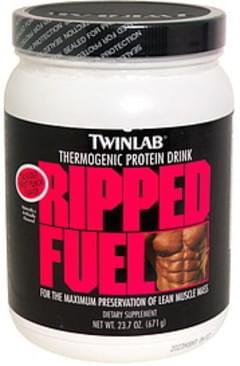 TwinLab Thermogenic Protein Drink Delicious Fruit Punch