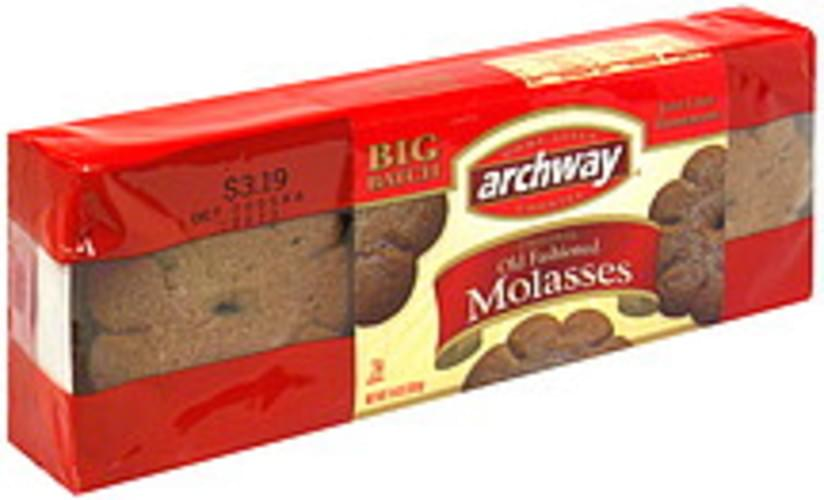 Archway Old Fashioned Molasses Cookies - 14 oz