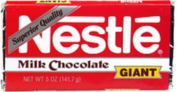 Nestle Milk Chocolate Giant