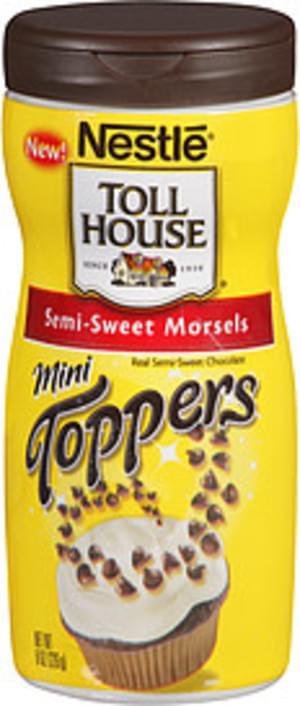 Nestle Toll House Semi-Sweet Morsels