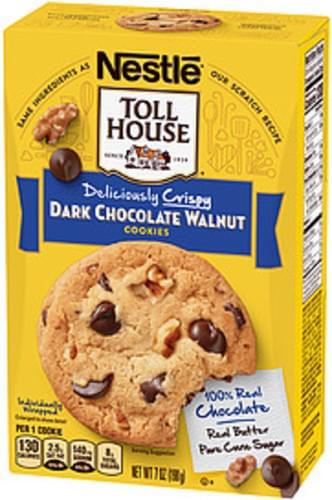 Toll House Dark Chocolate Walnut Nestle