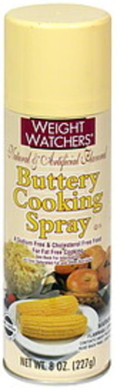 Weight Watchers Buttery Cooking Spray