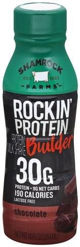 Shamrock Farms Chocolate Protein Milk Shake - 12 oz