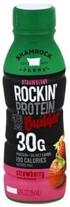 Shamrock Farms Protein Shake Builder, Strawberry