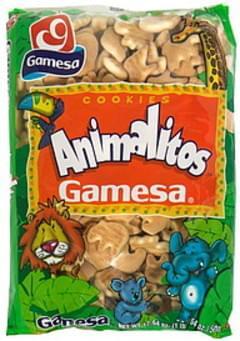 Gamesa Cookies