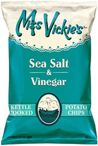 are miss vickies sea salt chips gluten free