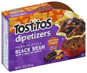 Tostitos Dip Mexican Style, Black Bean with a Hint of Garlic