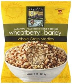 Village Harvest Whole Grain Medley Wheatberry & Barley