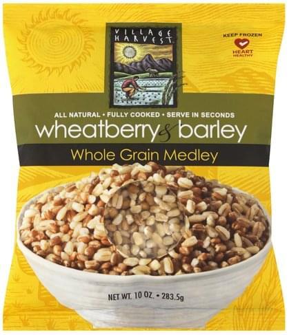 Village Harvest Wheatberry & Barley Whole Grain Medley - 10 oz