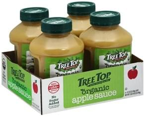 Tree Top Apple Sauce Organic