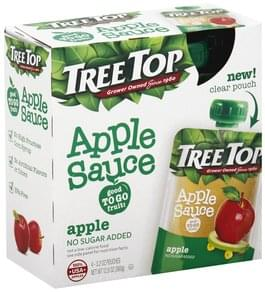 Tree Top Apple Sauce Apple