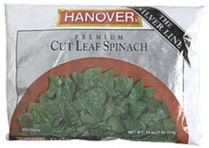 Hanover Spinach Premium Cut Leaf