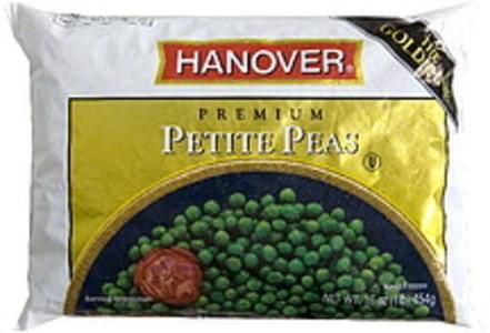 Hanover Petite Peas Premium
