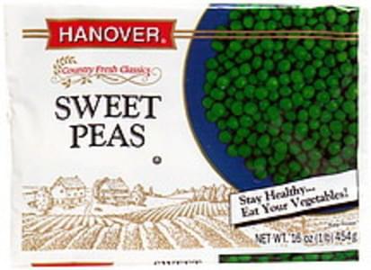 Hanover Sweet Peas