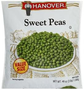 Hanover Sweet Peas Value Size