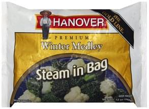 Hanover Winter Medley Premium, Steam in Bag