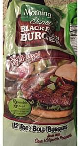 Morning Star Farms Chipotle Black Bean Burger
