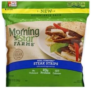Morningstar Farms Steak Strips