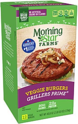 MorningStar Farms Griller's Prime