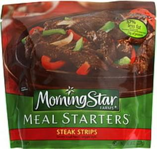 MorningStar Farms Steak Strips Veggie Style