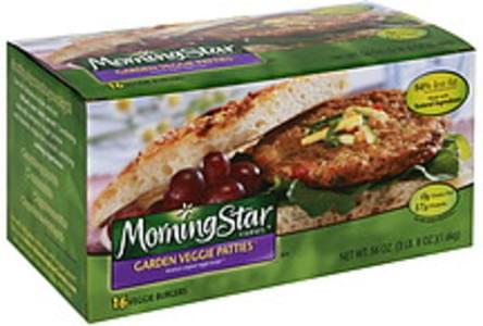 MorningStar Farms Garden Veggie Patties