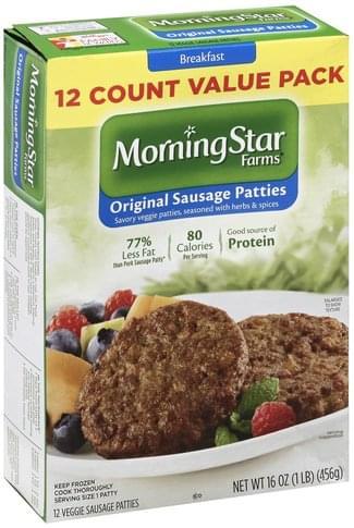 Morningstar Farms Original, Value Pack