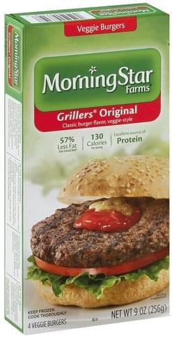 Morningstar Farms Grillers Original