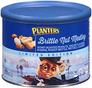 Planters Seasonals Brittle Nut Medley