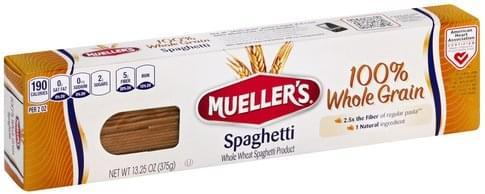 Muellers Spaghetti - 13.25 oz