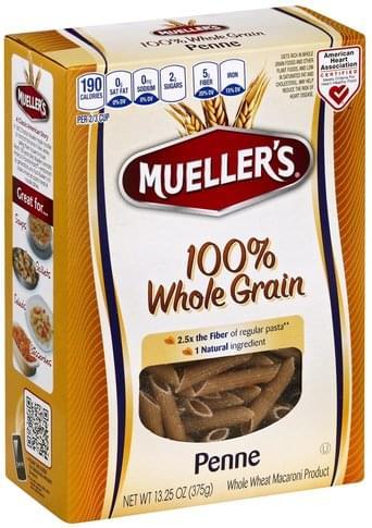 Muellers Penne - 13.25 oz