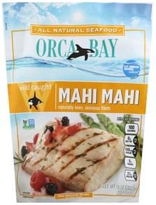 Orca Bay Seafoods Mahi Mahi Wild Caught