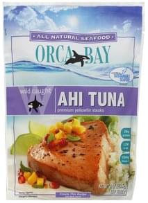 Orca Bay Seafoods Ahi Tuna Wild Caught