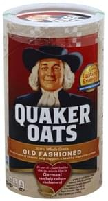 Quaker Oatmeal Old Fashioned