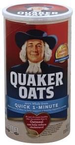 Quaker Oatmeal Quick 1-Minute