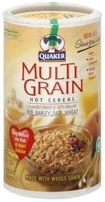 Quaker Hot Cereal Multi Grain