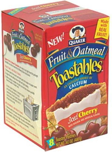 Toastables Iced Cherry Toaster Pastries - 8 ea