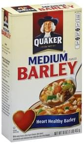 Quaker Barley Medium, Pearled