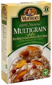 Mothers Multigrain Hot Cereal