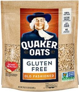 Quaker Oats Quaker Gluten Free Old Fashioned Oats Gluten Free Old Fashioned