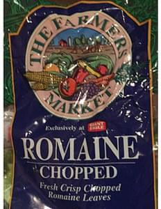 The Farmers Market Chopped Romaine