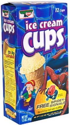 Keebler Ice Cream Cups