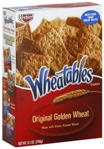 Wheatables Crackers Original Golden Wheat