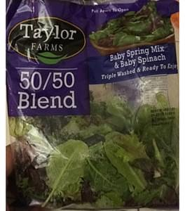 Taylor Farms Baby Spring Mix & Baby Spinach